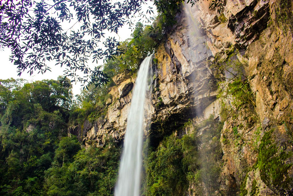 Resultado de imagem para cachoeira terceira legua caxias do sul