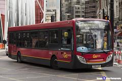 Alexander Dennis Enviro 200 - YX60 EOF - SE48 - Roehampton 170 - Go Ahead London - London 2017 - Steven Gray - IMG_9384