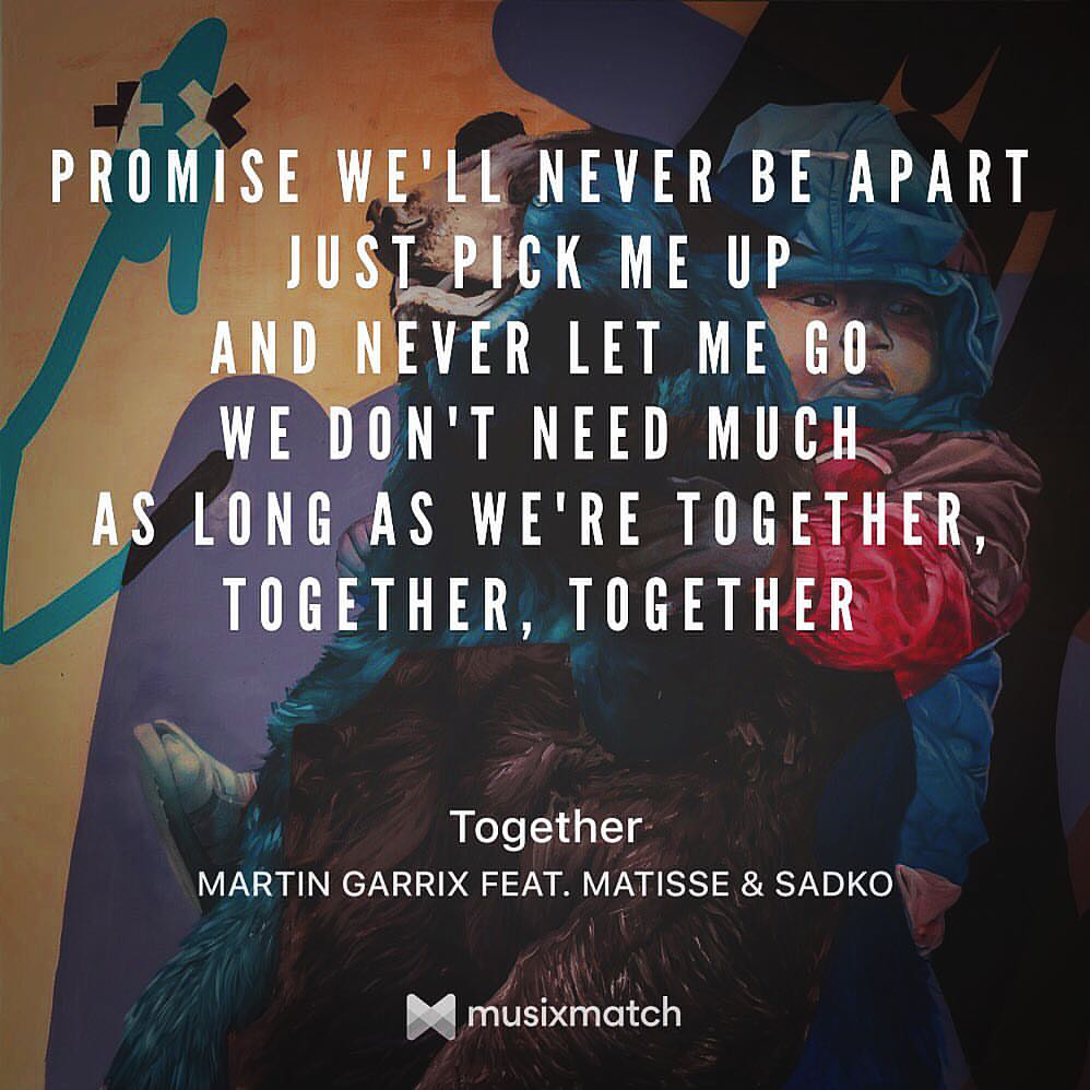 Nowplaying Together By Martingarrix Feat Matisse Flickr