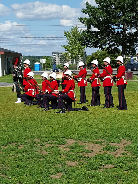 Explore New Brunswick: Fredericton's Changing of the Guard