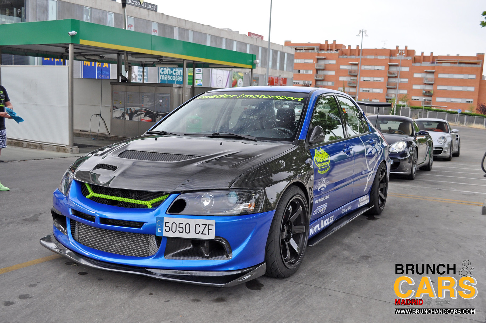 Brunch and Cars Madrid - Round 16