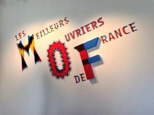 Expo Les Meilleurs Ouvriers de France