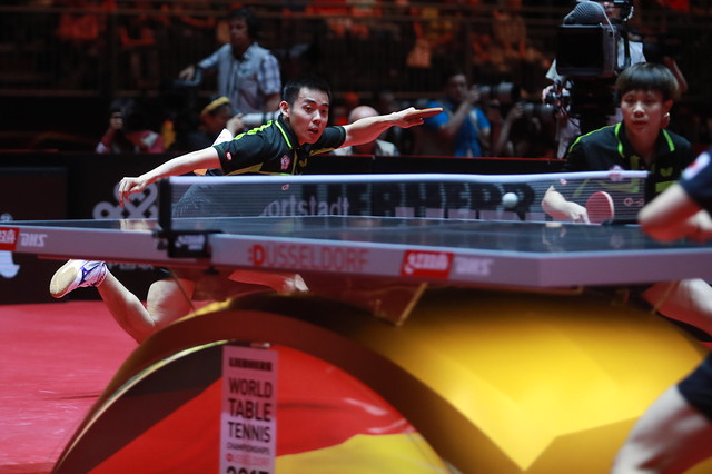 DAY 6 - 2017 World Table Tennis Championships