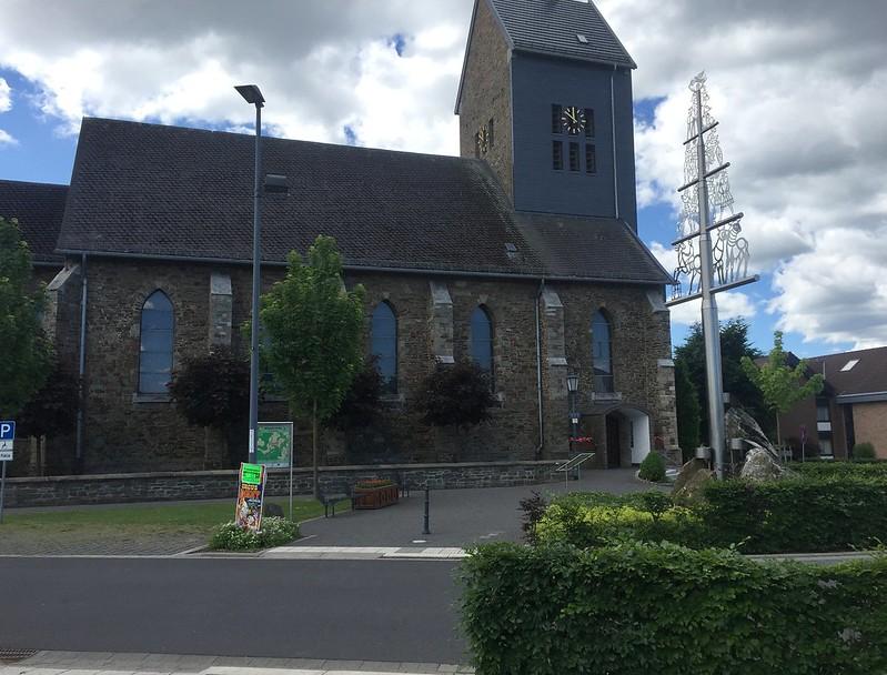 Dorfrundgang Vossenack