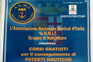 Noicattaro. Corsi patenti nautiche front