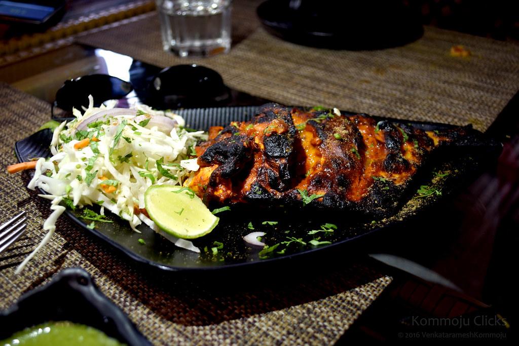 tandoori king fish goan cusine is like heaven on earth ki flickr