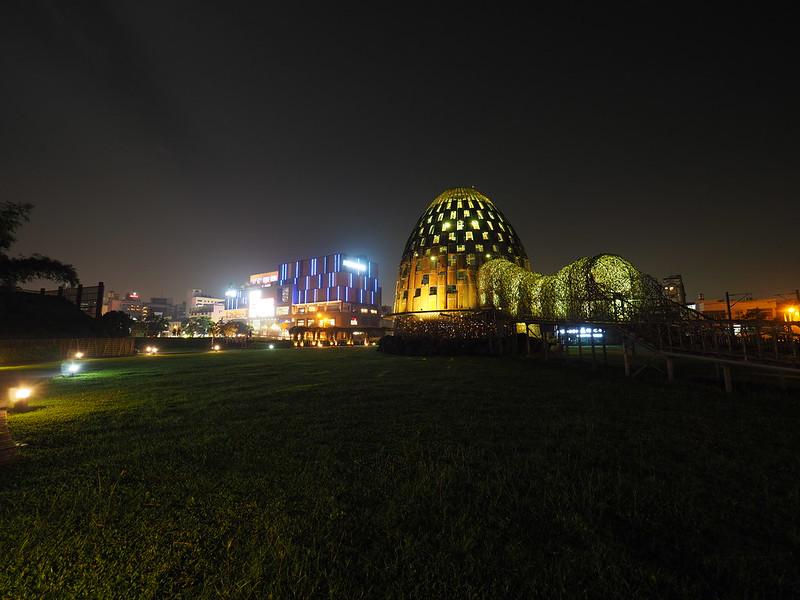 夜拍 廣角端畫質測試|Night Image quality