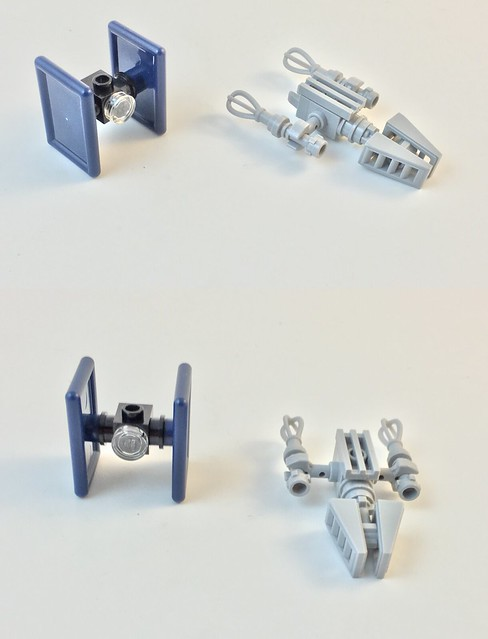 Star Wars Table Scrap (extra shots)