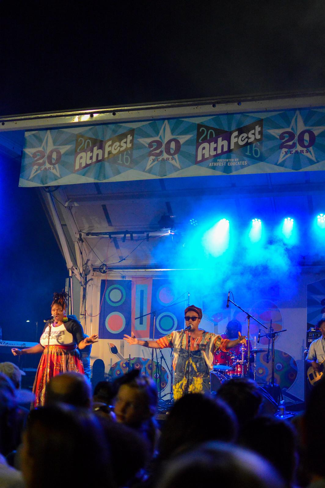 AthFest 2016