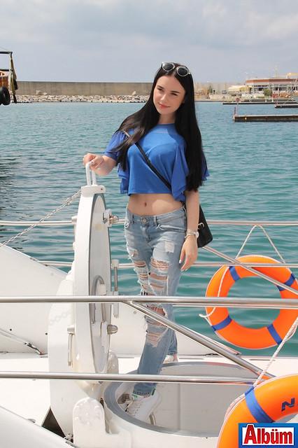 Denizaltı Keyfi Yaptılar