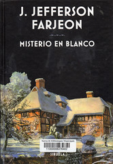 J Jefferson Farjeon, Misterio en blanco