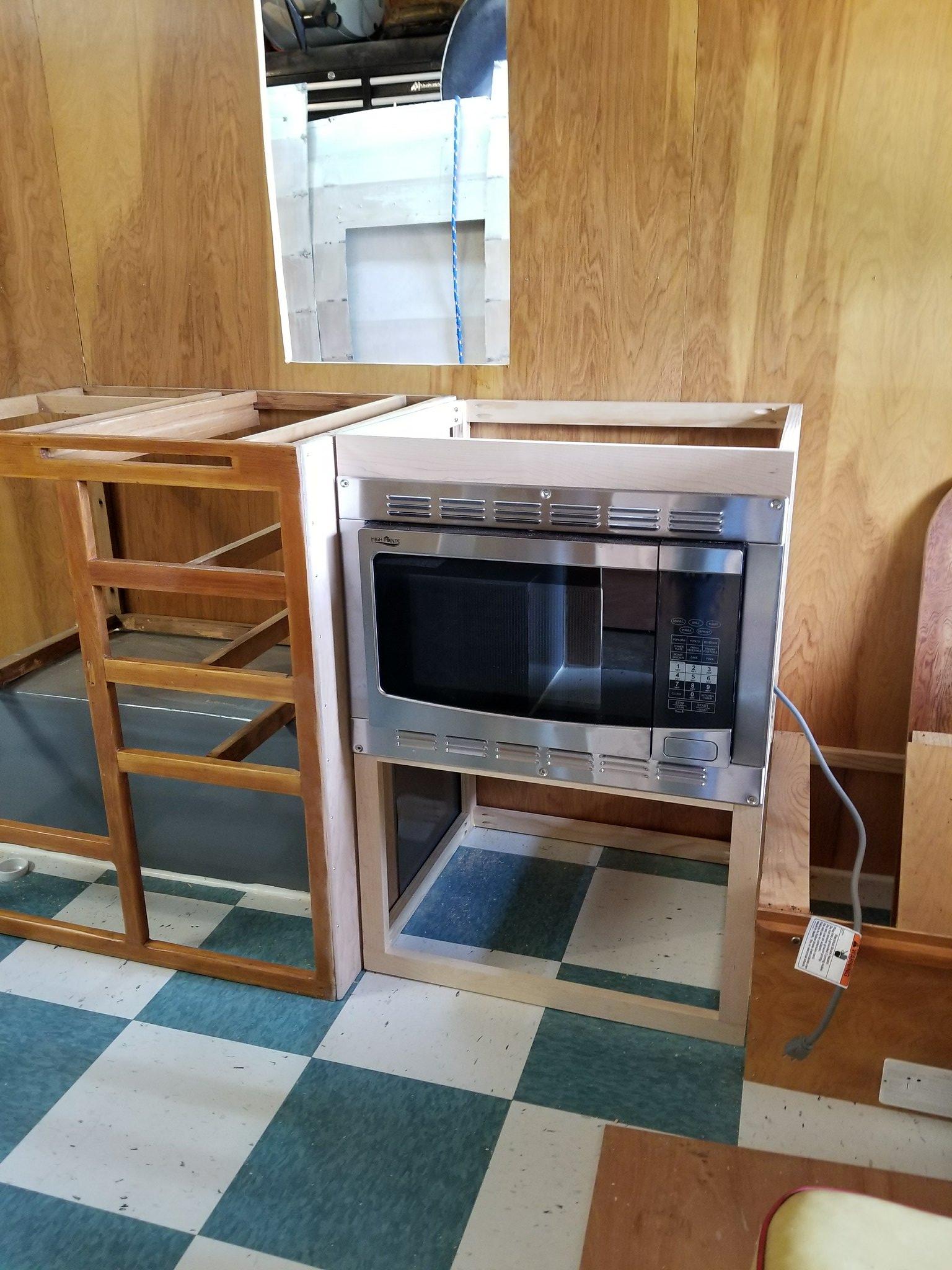 54-55 Shasta camper frame off restoration the rebuild begins