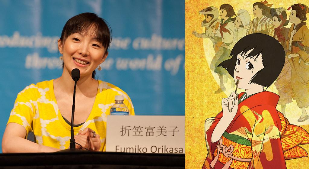 170619 -《聲優道》長篇專訪「折笠富美子」第2回:今 敏監督劇場版《千年女優》幫我實現大銀幕主演的夢想!