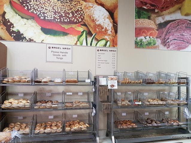 Bagel Nash bagels