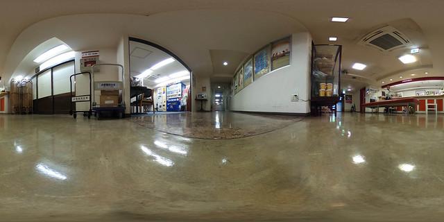 松江城市酒店大廳