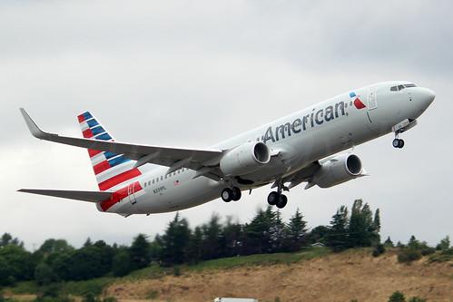 Boeing 737-823(WL) American Airlines N339PL LN6452