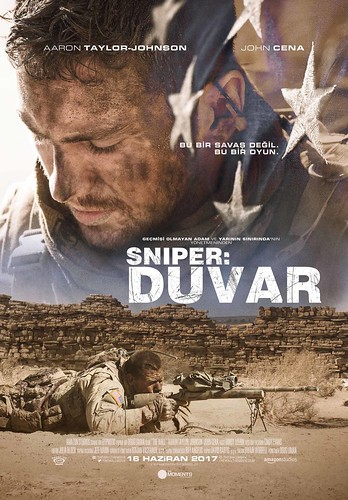 Sniper: Duvar - The Wall (2017)