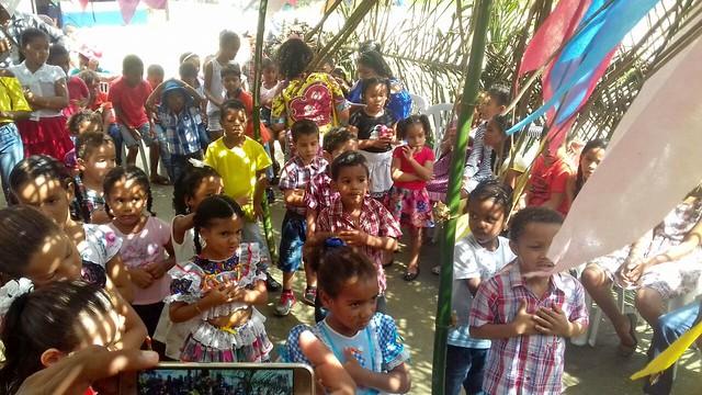 Escolas de Escada seguem comemorando a chegada do São João