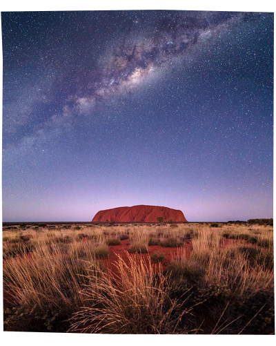 Uluru by Award Winning Landscape Photographer, Luke Tscharke