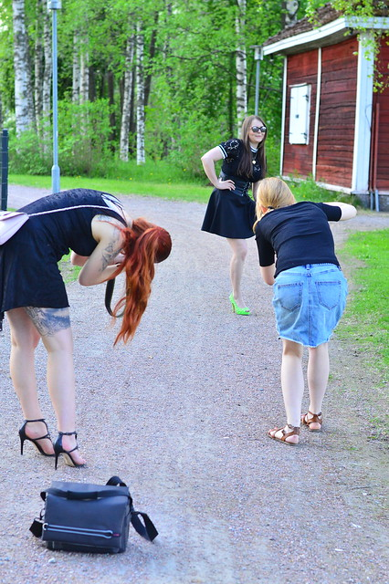 Pieksämäellä Bloggaajat Tapaaminen Kesäkuu 2017 blogi tyyli muoti lifestyle bloggaajat bloggaaja Joensuu Kuopio Pieksämäki fashion style bloggers bloggers event Finland