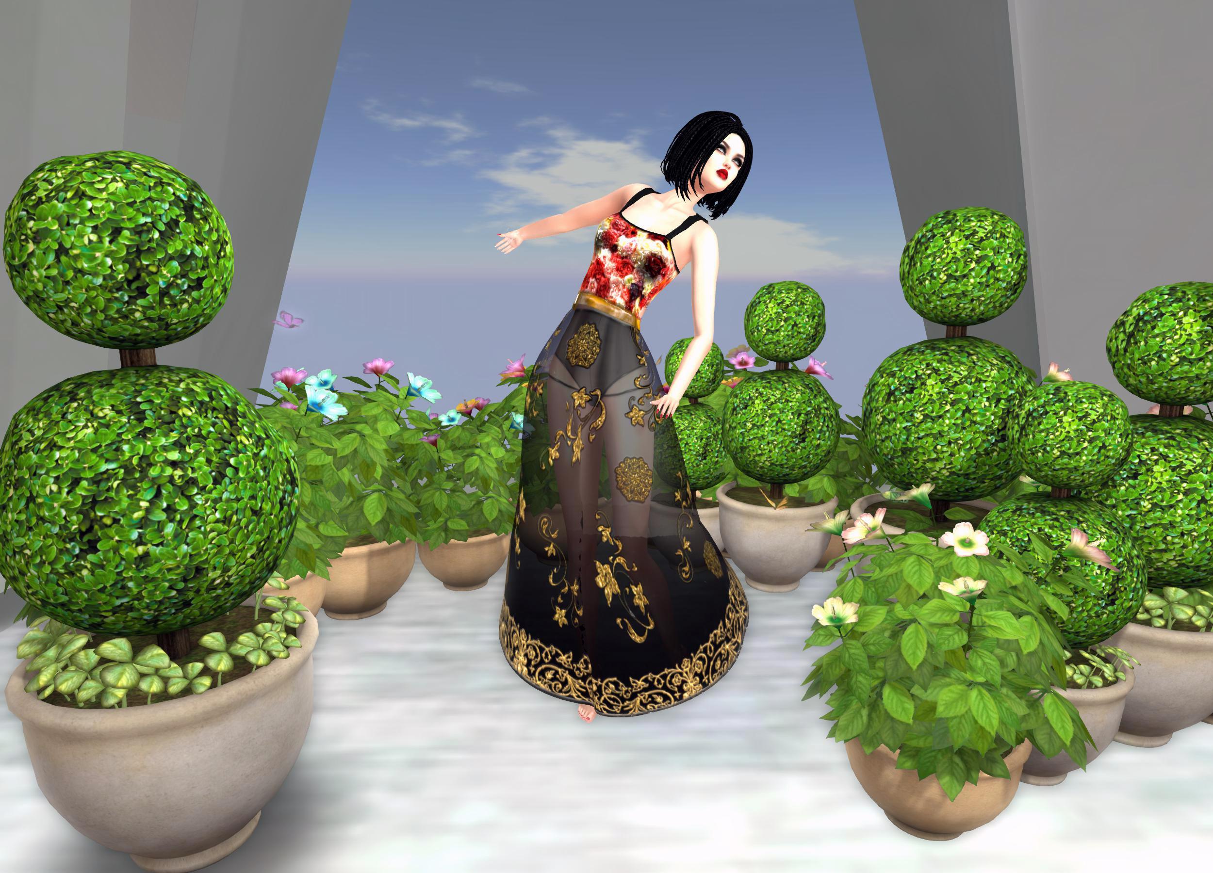 LuceMia - Glitter Fashion & Glitter Poses & [CIRCA]