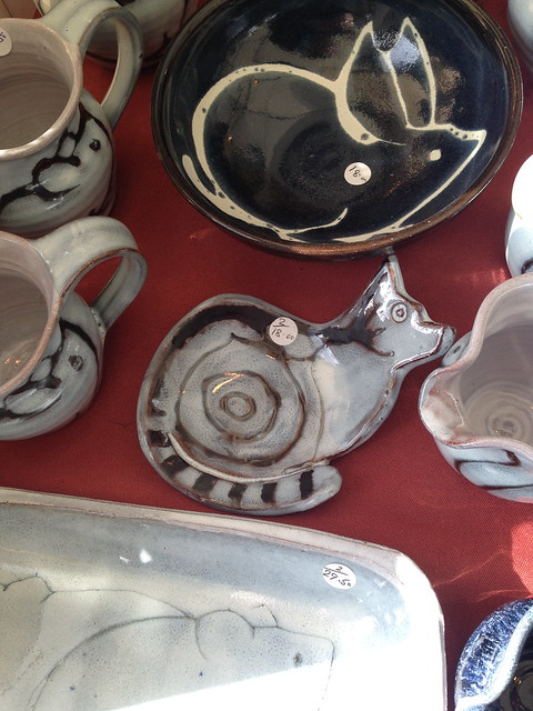 Elizabeth Bailey ceramics - gorgeous work!