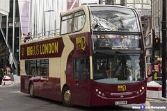 Alexander Dennis Enviro400 - LJ09 OKM - DA225 - Big Bus London - London 2017 - Steven Gray - IMG_9472