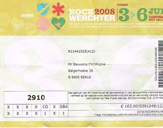 Rock Werchter 08