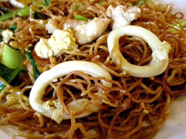 Grandma's signature noodles 2