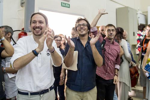 Fotos del primer día de la Universidad de Verano