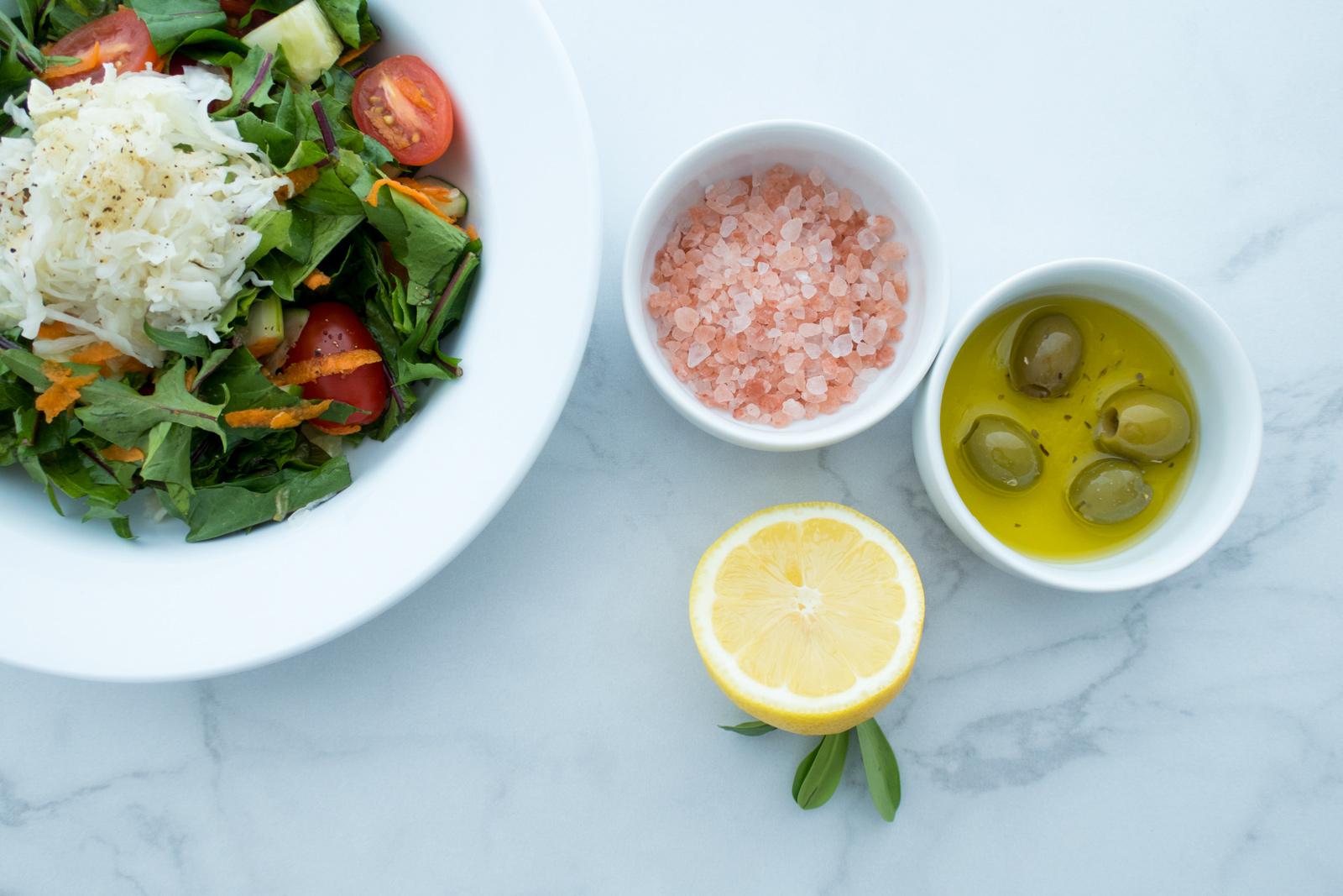 Organic Salad Dressing Alternatives
