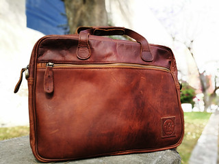 Leather Laptop Case | by Free For Commercial Use (FFC)