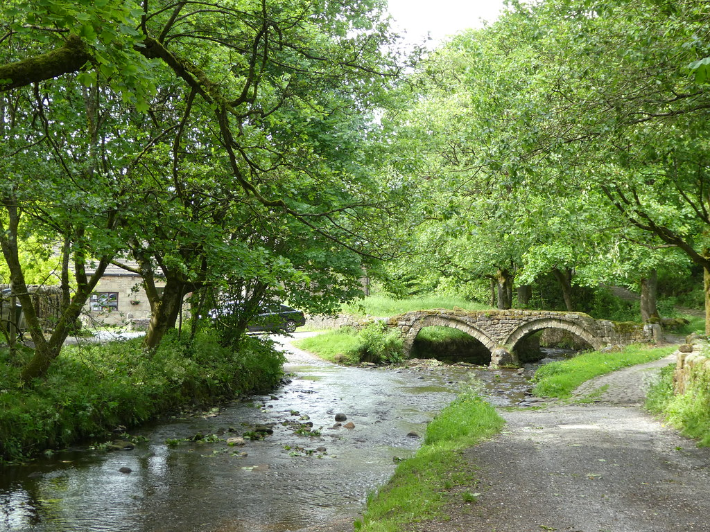 Pack Horse Bridge, Wycoller Country Park