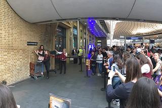 London - Platform 9 3/4