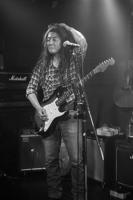 O.E. Gallagher live at Crawdaddy Club, Tokyo, 17 Jun 2017 -00309