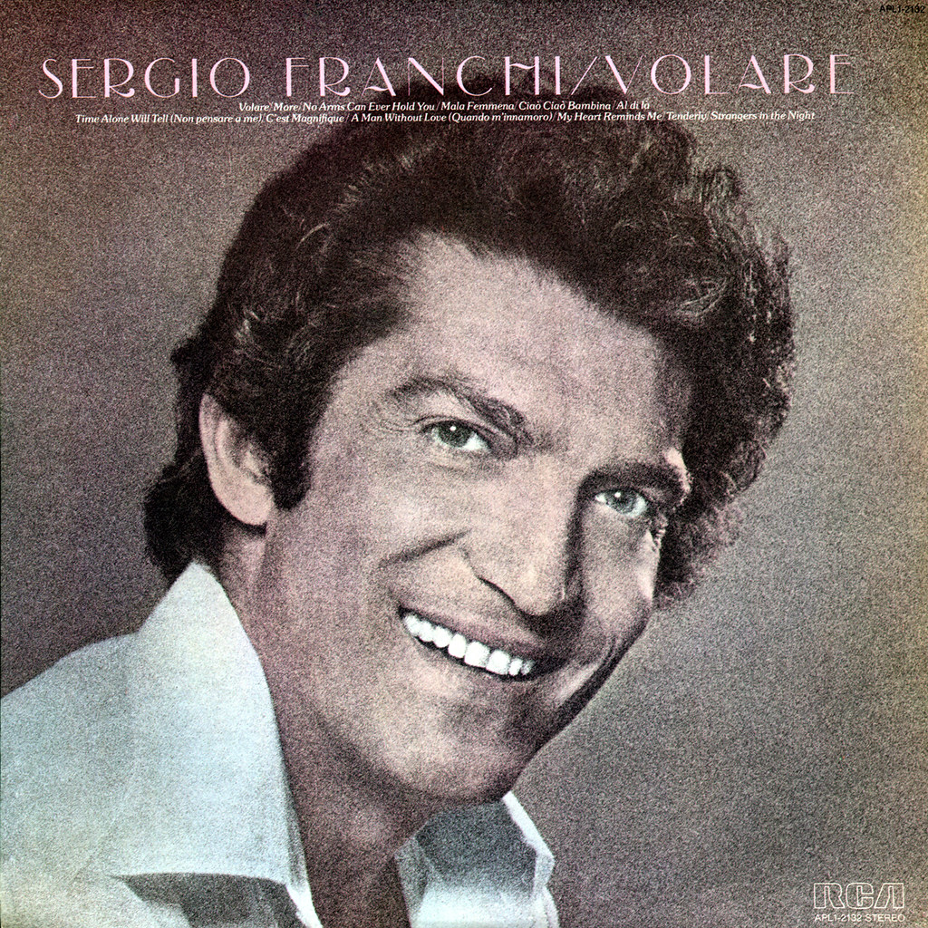 Sergio Franchi - Volare
