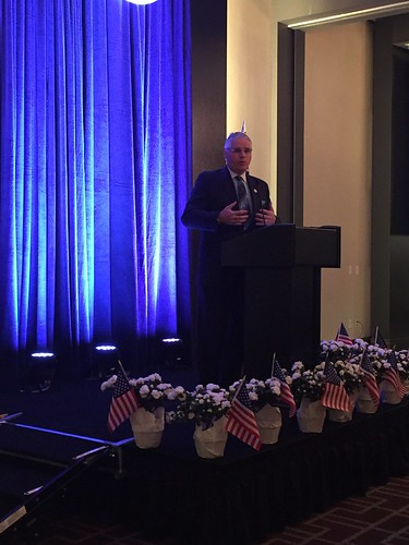 2017 June Membership Meeting with Rep. Dan Huberty