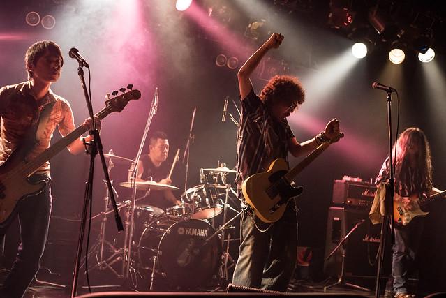 THE NICE live at Hearts, Kawaguchi, 01 Jun 2017 -00253