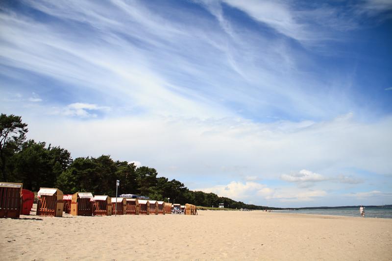 Binz Ostsee Strand