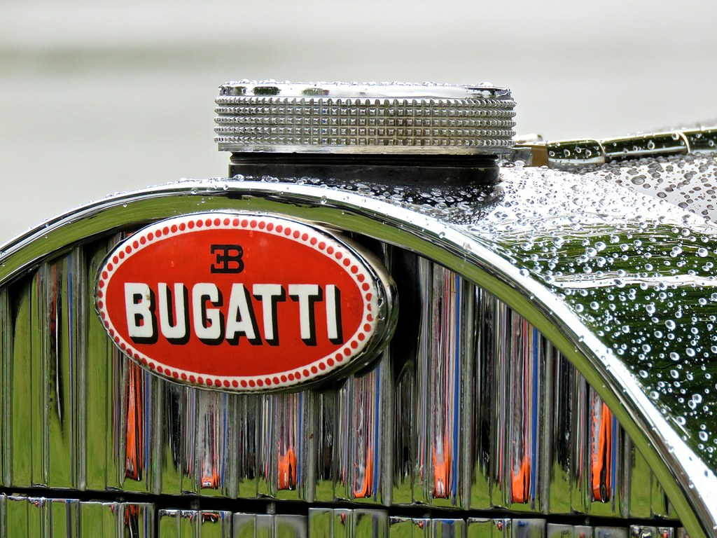 Bugattis In The Rain 8
