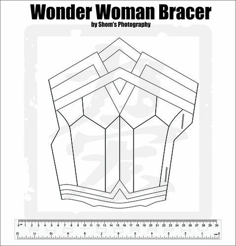 Wonder woman dawn of justice foam patterns flickr pronofoot35fo Gallery
