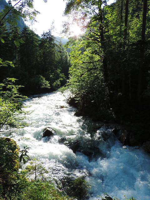 Echern Valley, Hallstatt, Austria