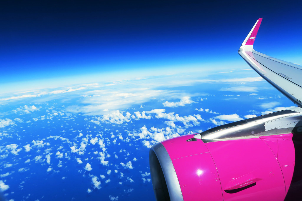 Flying with WOW Air