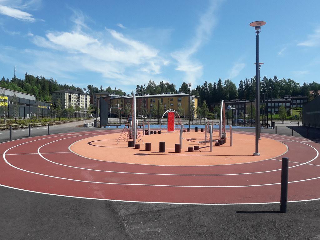 Kuva toimipisteestä: Keski-Espoon urheilupuisto / Lähiliikuntapaikka