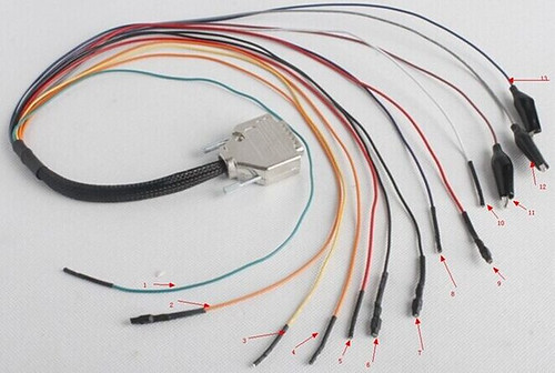 Ktag 7.02 cables