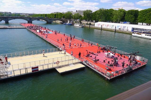 Paris en Mode Journées olympiques le 23 & 24 juin 2017