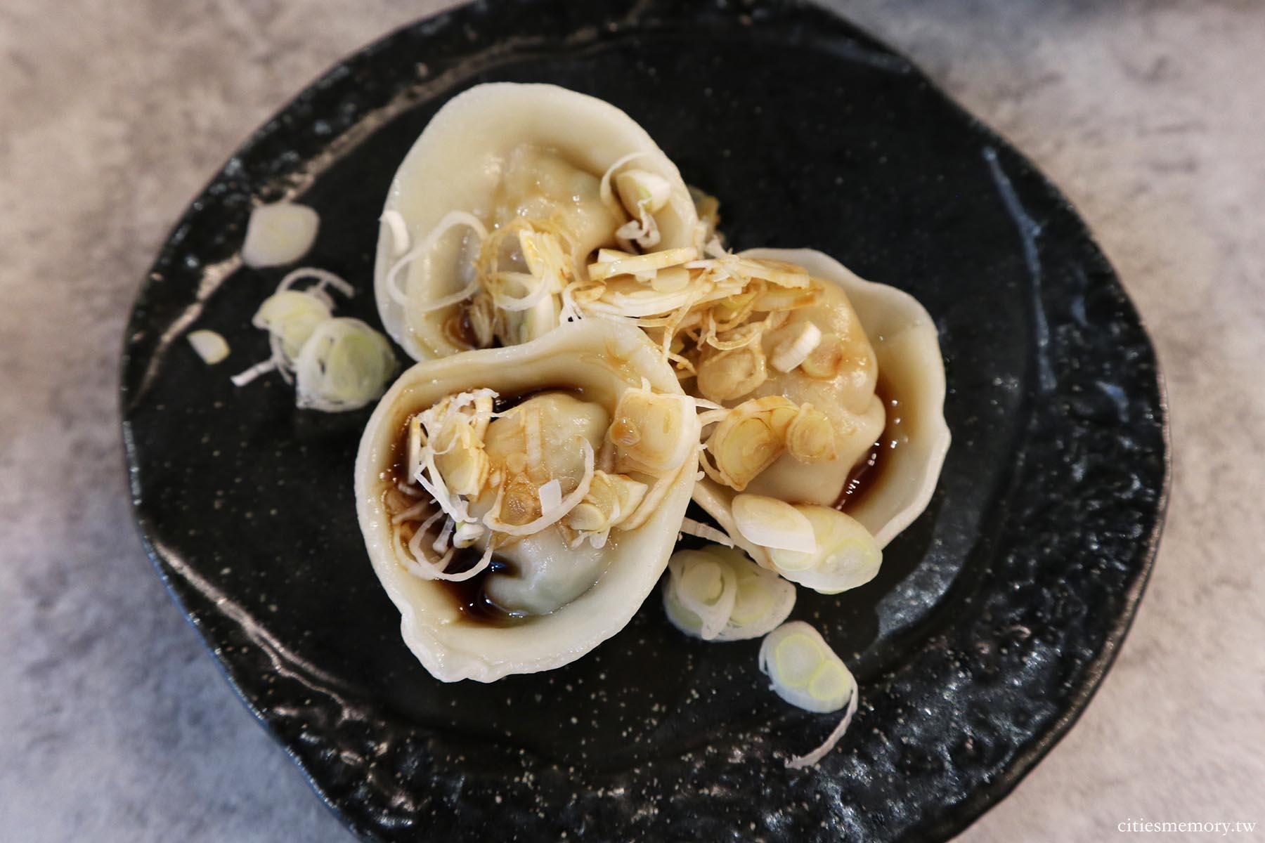 油soba 餃子