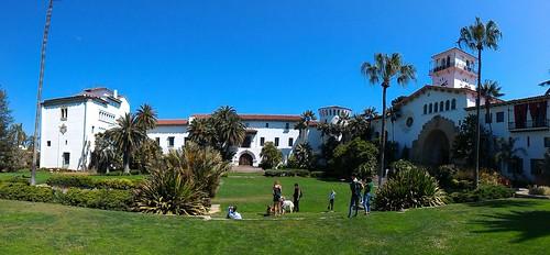 Courthouse - Santa Barbara, California