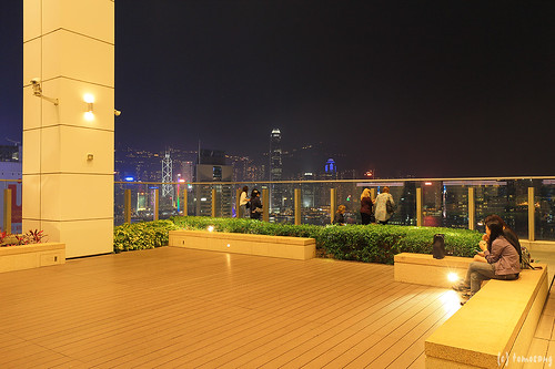 "the ONE ""Sky Garden"" at Night"