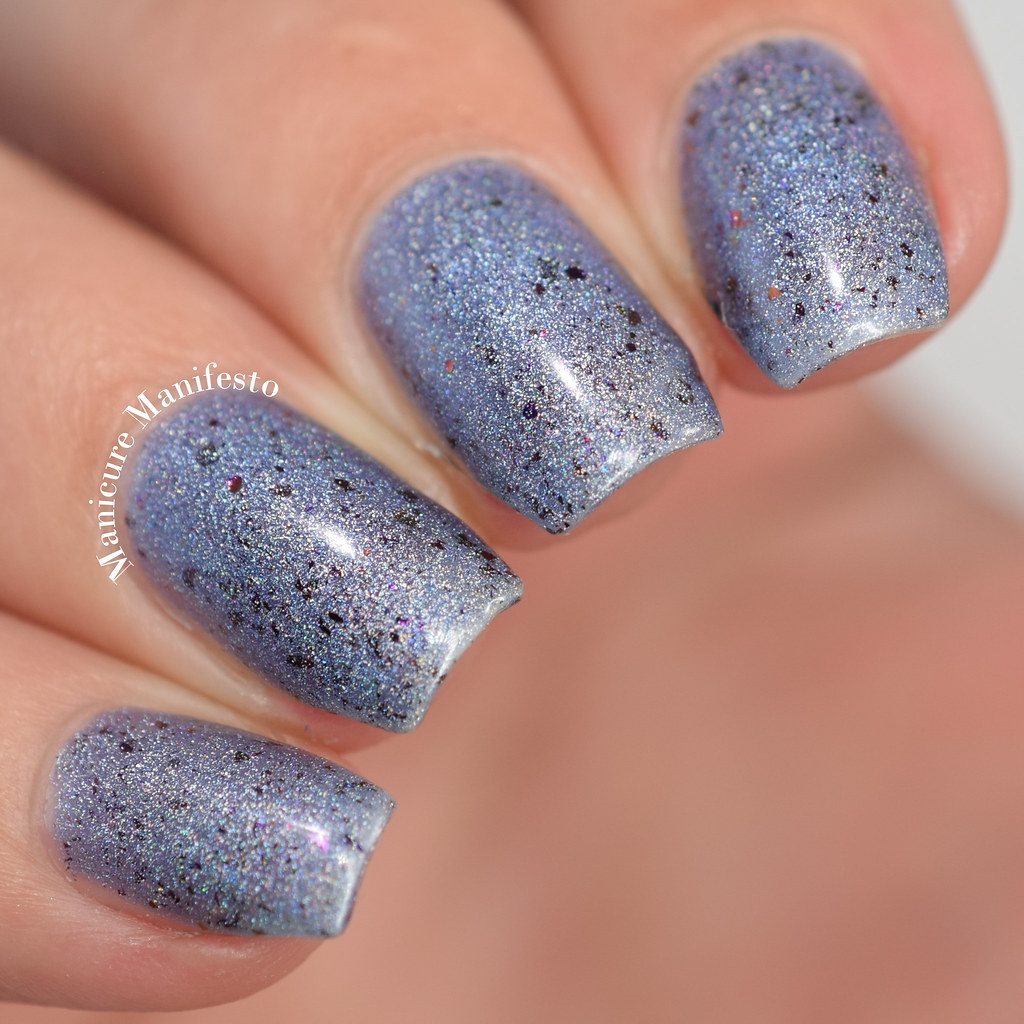 Canvas Lacquer Moonrock Swatch